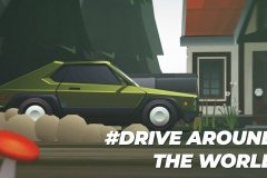 DRIVE-An-Endless-Driving-Video-Game