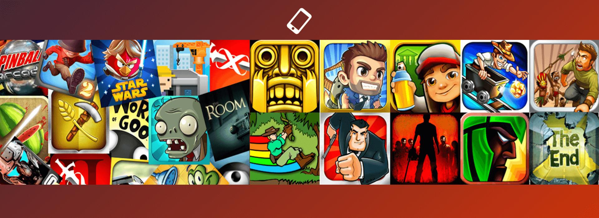 Безплатни игри за телефон