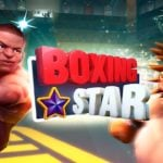 Безплатна игра Мобилна игра Boxing Star