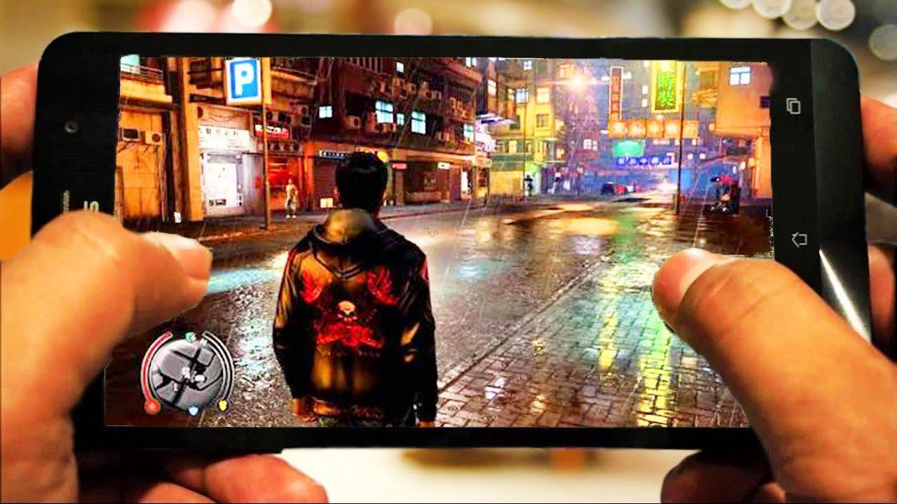 Игри за телефон без интернет