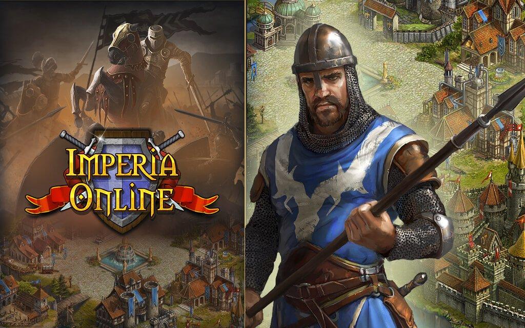 Империя Онлайн - Средновековна Мултиплейър Стратегическа Игра