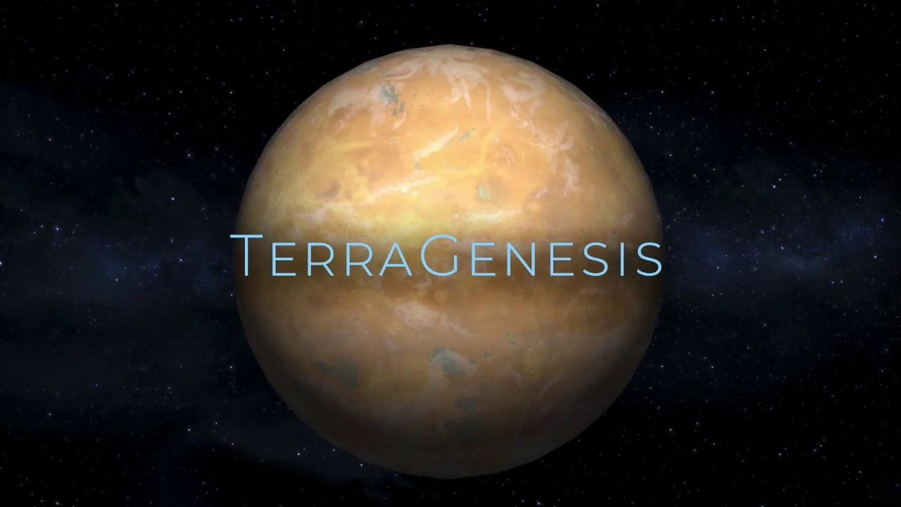 Стратегията Terragenesis