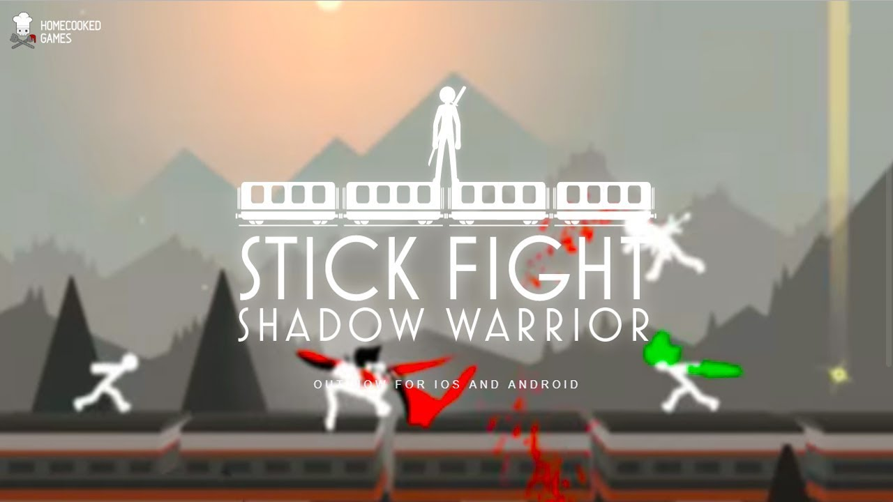 Stick Fight Shadow Warrior - Игра за телефон